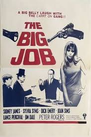 The Big Job (1965) - Movie | Moviefone