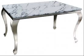 ms 53 163 tusk marble dining table 1pcs