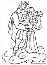 Small Picture Hercules coloring pages on Coloring Bookinfo