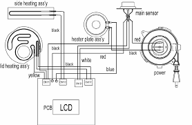 similiar schematic of rice cooker keywords page 4 of sanyo rice cooker ecj hc100s user guide manualsonline com