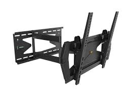 mono full motion articulating tv wall mount bracket tvs 32in to 55in max weight