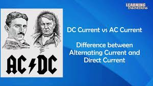 alternating current vs direct current. dc current vs ac current│ difference between alternating and direct - youtube