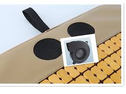cooled office chair. cooling car seat cushion summer air cooled office chair