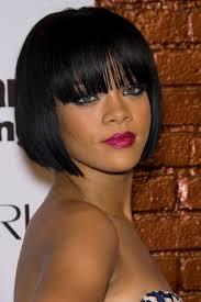Short Bob Haircuts For Black Women L