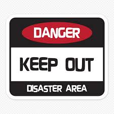 Image result for danger sign