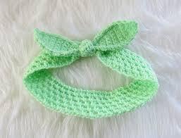 Crochet Baby Headband Pattern Awesome Free Patterns For Crochet Headbands