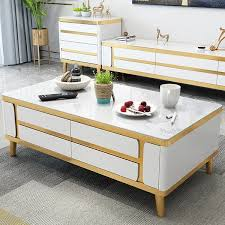 storage tempered glass top wood legs