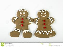 gingerbread man and woman. Delighful And Gingerbread Man And Woman With And R