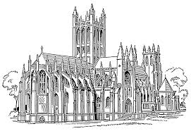 Architecture Drawing Png Filegothic 2 Psfpng Intended Decor