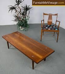 retro american of martinsville coffee table