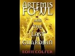 artemis fowl the last guardian. audiobook hd audio eoin colfer the last guardian artemis fowl, #8 fowl