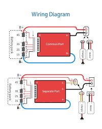 daly factory hot sale 12v lifepo4 bms 4s Lipo Wiring Diagram 2C Lipo Wiring Disgram