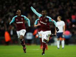 Pedro Obiang – Tottenham Hotspur vs. WEST HAM UNITED (January 2018) –  Premier League Archive
