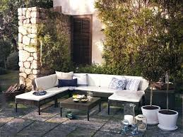 Ikea Uk Garden Furniture PPLAR HLL 3 seat Sofa Ikea Uk Garden