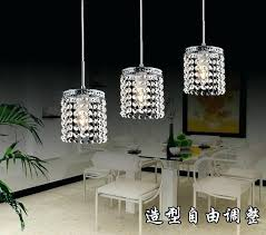 crystal hanging lights 3 led lamps crystal lighting pendant hanging lamps modern crystal pendant lamp hanging