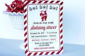 christmas retro santa printable invitation holiday cheer the retro santa candy stripe christmas printable invite