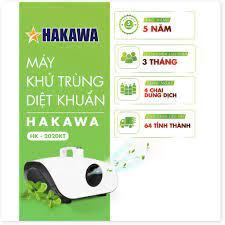 Máy khử mùi diệt khuẩn chính hãng HAKAWA - HK-2020KT tại Hà Nội