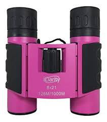 Pink Small Binoculars Compact Mini Folding: Perfect ... - Amazon.com