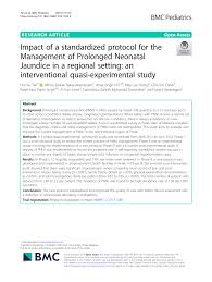 Pdf Impact Of A Standardized Protocol For The Management Of