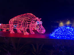 Portland International Raceway Christmas Lights Must See Holiday Light Displays In Portland Portland