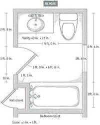 bathroom remodel layout. Simple Remodel Bathroom Layouts That Work  Fine Homebuilding Article Intended Remodel Layout A