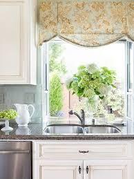Kitchen Garden Window Ideas