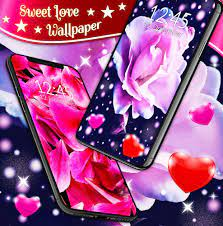 Sweet Love Live Wallpaper for Android ...