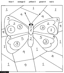 Click the chapters below to jump to a. Color By Numbers Butterfly Coloring Page For Kids Printable Ecoloringpage Com Printable Colorin Butterfly Coloring Page Kindergarten Colors Numbers For Kids