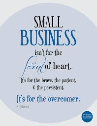 small business quotes delectable small business inspiration persistence quote