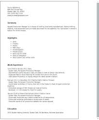 Production Artist Cover Letter Application Classy Resume About