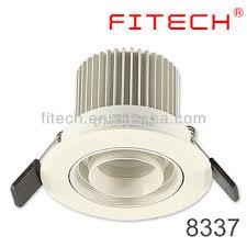 recessed spot lighting. 4W Cob 4inch LED Recessed Spot Lighting Trim Retrofit For Museum Cabinet