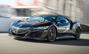 2017 Acura NSX First Drive | Review | Car and Driver