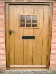 Cheap Hardwood Front Doors