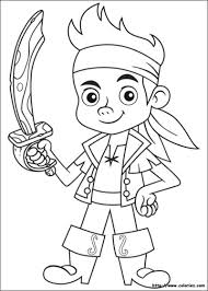 Coloriage Pirates Plaine De Juillet Pinterest Pirate