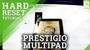 Hard Reset PRESTIGIO MultiPad 7.0 ULTRA ...