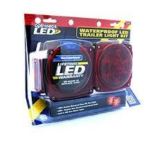 Optronics Tll 9rk Led Sealed Trailer Light Kit Optronics Tll 9rk Led Waterproof Trailer Light Kit