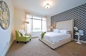 Modern Master Bedroom Ideas with Beautiful Wallpaper Ideas