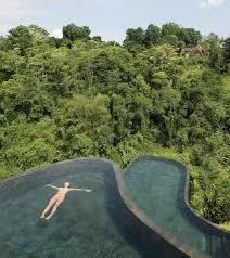 infinity pool bali. Plain Pool Awesome Infinity Pool Design Concept At Ubud Bali Inside