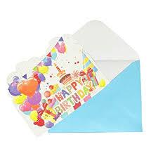 Amazoncom Supreona Birthday Invitations With Envelopes Kids