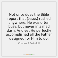 Busy Quotes Beauteous Charles R Swindoll Quotes StoreMyPic