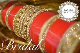 Bridal Chura Design 2018 Bridal Chura Set Both Pairs Keepsake Box Bangle Creations