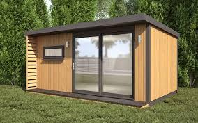 Modern Garden Office Extend Modern Garden Office