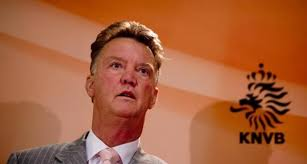 Louis van elects as Manchester United head coach