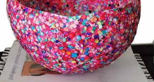 confetti balloon bowl from diy ready