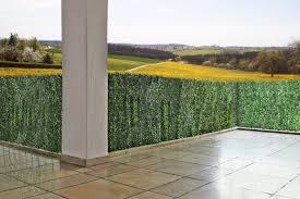 Sichtschutz Windschutz Verkleidung F R Balkon Terrasse Zaun