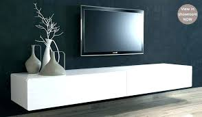 wall mounted tv stand ikea wall mounted tv stand ikea floating stand org throughout plan 9