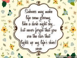 Get Well Wishes Quotes Get Well Soon Messages for Boyfriend Quotes and Wishes Messages 18