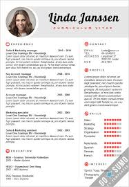 Example Of Curriculum Vitae For Job Magdalene Project Org