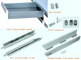 kitchen cabinet drawers replacement cool sliding drawer hardware kitchen cabinet drawer slides kitchen drawer slide hardware