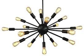 mid century chandelier modern oil rubbed bronze sputnik chandelier chandeliers diy mid century modern chandelier